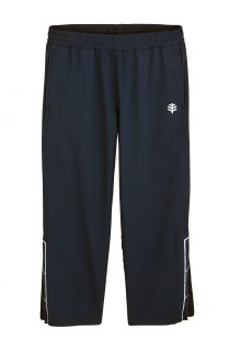 Coolibar---UV-Sportbroek-voor-jongens---Outpace---Navy