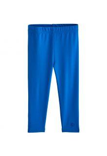 Coolibar---UV-Zwemlegging-voor-baby's---Wave-Tights---Marlijn-Blauw
