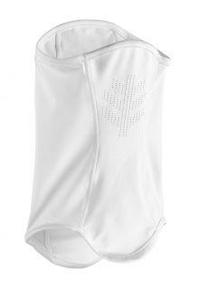 Coolibar---UV-werende-Sjaal-voor-volwassenen---Abacos---Wit