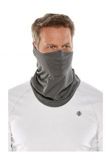 Coolibar---UV-werende-Sjaal-voor-volwassenen---Abacos---Rookgrijs
