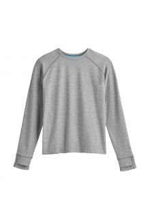 Coolibar---UV-Shirt-voor-kinderen---Longsleeve---LumaLeo---Grijs