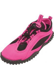 Playshoes---UV-Waterschoenen---Roze-Neon