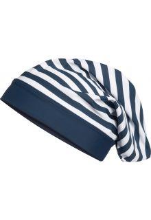 Playshoes---UV-beanie-voor-kinderen---Maritiem---Navy-blauw-/-wit