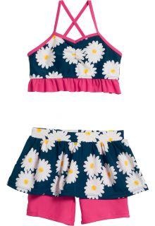 Playshoes---UV-zwemset-2-delig---Margriet---Blauw-/-roze-/-wit