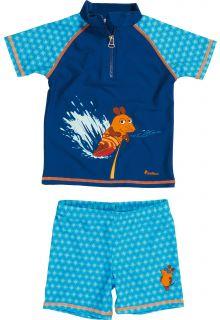 Playshoes---UV-zwemsetje-jongens---Blauwe-Muis
