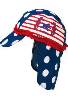 Playshoes---UV-zonnepetje-voor-kinderen---Zeepaardje