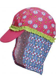 Playshoes---UV-zonnepetje-voor-kinderen---Bloem