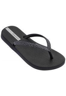 Ipanema---slippers-voor-meisjes---Lolita---zwart-met-glitterbandje