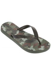 Ipanema---slippers-voor-jongens---Classic-VI-Kids---groen