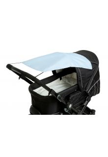Altabebe---Universele-UV-zonnescherm-voor-kinderwagens---Lichtblauw