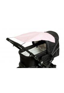 Altabebe---Universele-UV-zonnescherm-voor-kinderwagens---Roze
