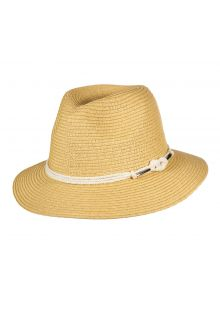 Callanan---Safari-papier-gevlochten-hoed-voor-dames---Naturel