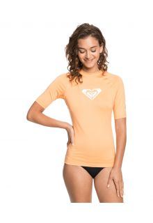 Roxy---UV-Zwemshirt-voor-dames---Whole-Hearted---Zalm