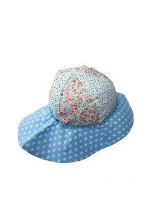 Emthunzini-Hats---UV-Zonnehoedje-voor-baby's---Gracie---Blauw