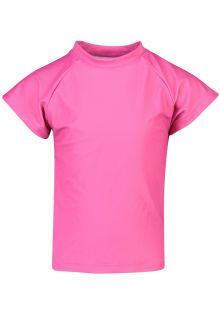 Snapper-Rock---UV-Zwemshirt-voor-meisjes---Rash-top---Fuchsia-