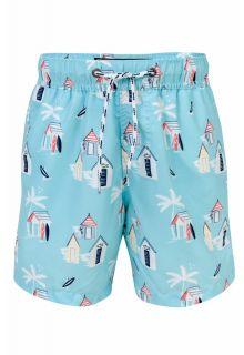 Snapper-Rock---Zwembroek-jongen-Cabana-Palm---Lichtblauw