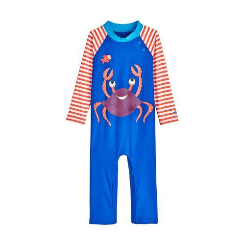 Coolibar---UV-zwempakje-voor-baby's---Cute-Crustacean