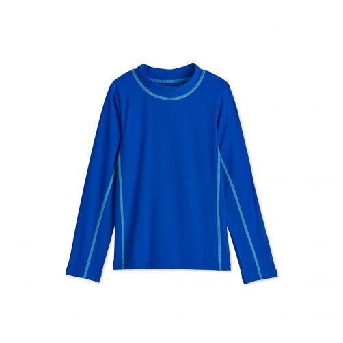 Coolibar---UV-zwemshirt-voor-kinderen---Blue-Wave