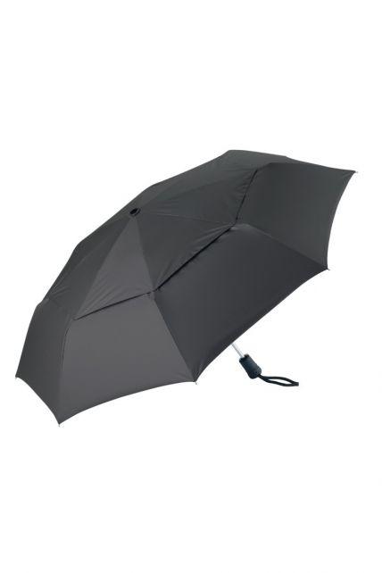 Coolibar---UV-werende-Paraplu---Sodalis-Travel---Zwart