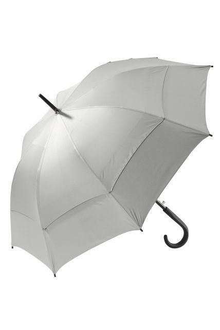 Coolibar---UV-werende-Paraplu---Calotta-Fashion---Zilver