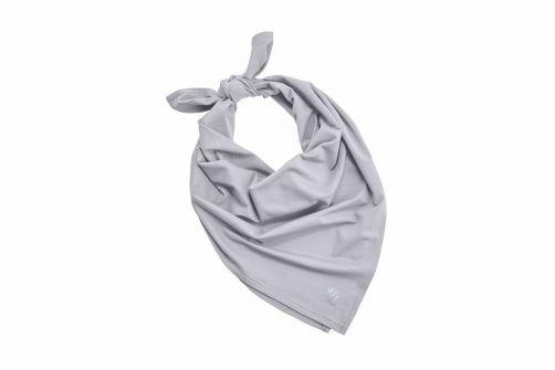 Coolibar---UV-beschermende-bandana---Lichtgrijs