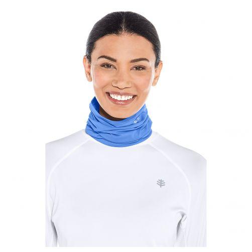 Coolibar---UV-hals--en-hoofdbescherming-voor-dames-en-heren---blauw