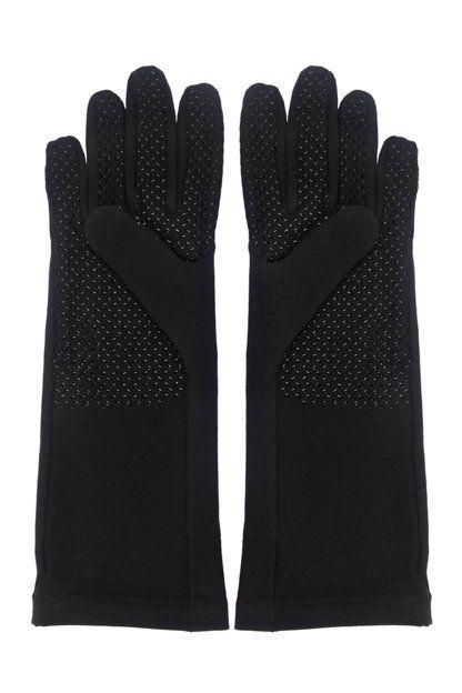 Coolibar---UV-handschoenen---Zwart