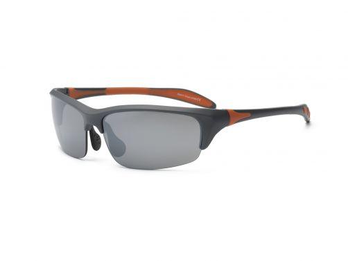 Real-Shades---UV-zonnebril-volwassenen---Blade---Grafiet-/-oranje