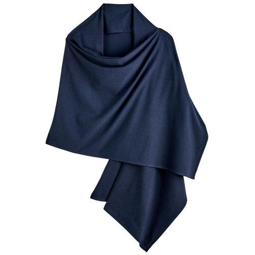 Coolibar---UV-sjaal-voor-dames---navy