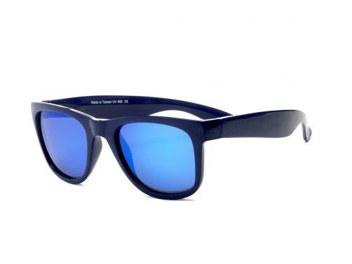 Real-Shades---UV-zonnebril---Unisex---Waverunner---Blauw-/-blauw