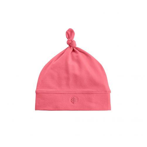 Coolibar---UV-mutsje-voor-baby's---roze
