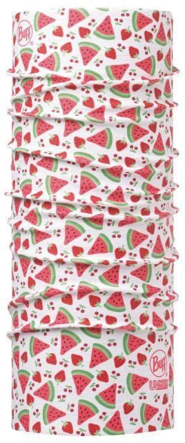 Buff---Kinderen-UV-sjaal-buis---Fruit---Koraal