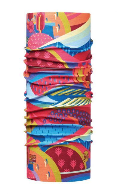 Buff---Kinderen-UV-sjaal-buis---kleurrijke-bergen---Multicolor