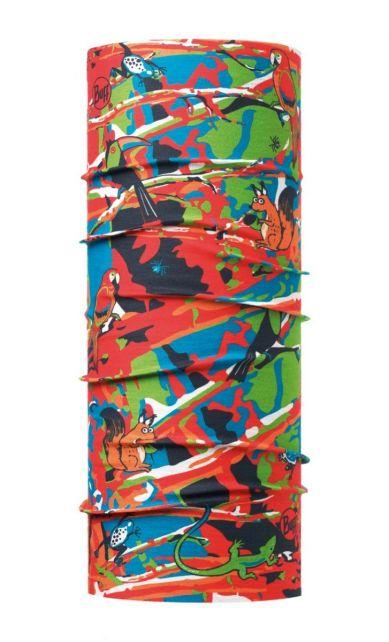 Buff---Kinderen-UV-sjaal-buis---Wildness---Multicolor