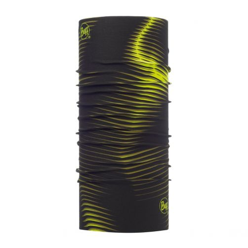 Buff---UV-sjaal-buis-volwassenen---Coolnet-UV+-Fluor.geel-&-Zwart