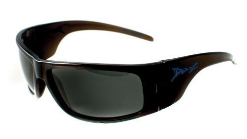 Banz---UV-beschermende-zonnebril-voor-kinderen---Wrap---Zwart