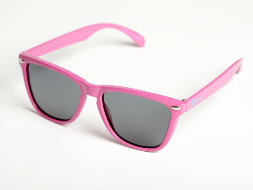 Banz---UV-beschermende-zonnebril-voor-kinderen---Flyer---Roze