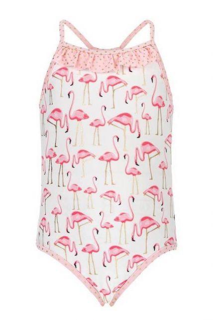 Snapper-Rock---UV-badpak-voor-meisjes---Flamingo