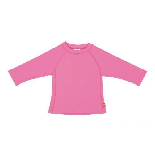 Lässig---UV-werend-zwemshirt-voor-kinderen-lange-mouwen---Roze