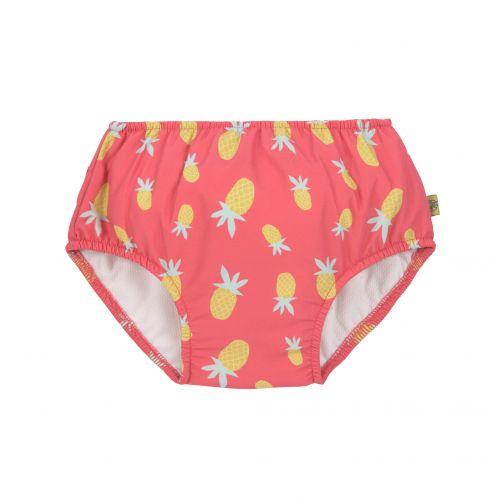 Lässig---zwemluier-voor-meisjes---ananas---roze-geel