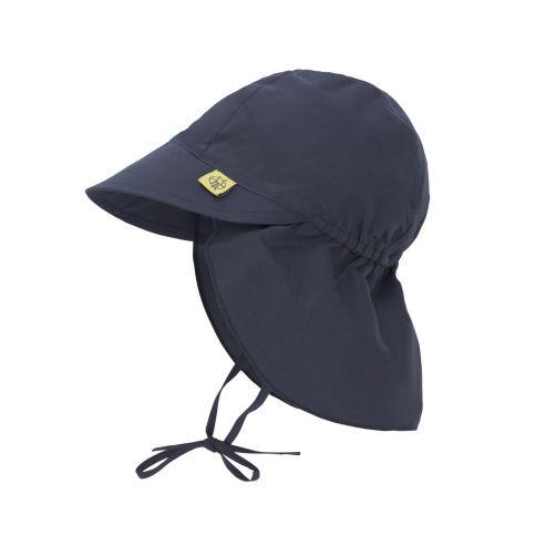Lässig---UV-hoed-voor-baby's-en-peuters---navy---donkerblauw