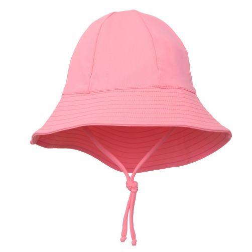 Petit-Crabe---UV-werende-zonnehoed-voor-kinderen---Roze