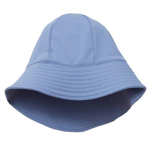 Petit-Crabe---UV-werende-zonnehoed-voor-kinderen---Lichtblauw