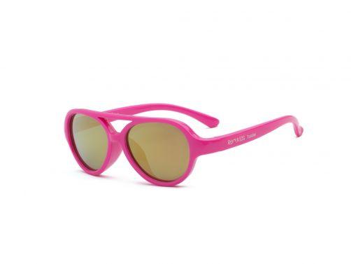 Real-Kids-Shades---UV-zonnebril-voor-peuters---Sky---Neonroze