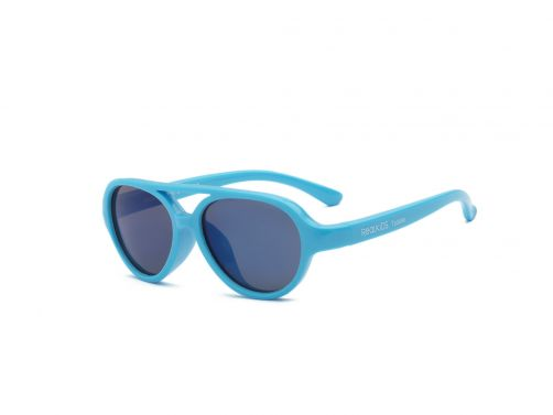 Real-Kids-Shades---UV-zonnebril-voor-peuters---Sky---Neonblauw