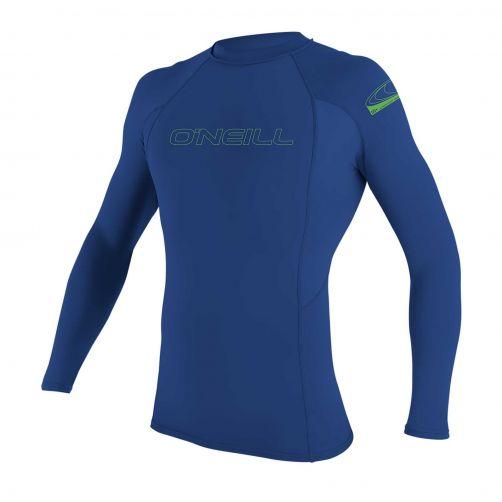 O'Neill---UV-shirt-voor-kinderen---Longsleeve---Basic-Rash--Donkerblauw