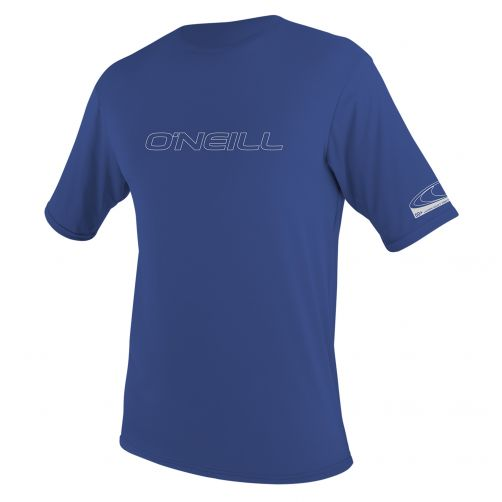 O'Neill---UV-shirt-voor-heren-met-korte-mouwen---blauw-Pacific-