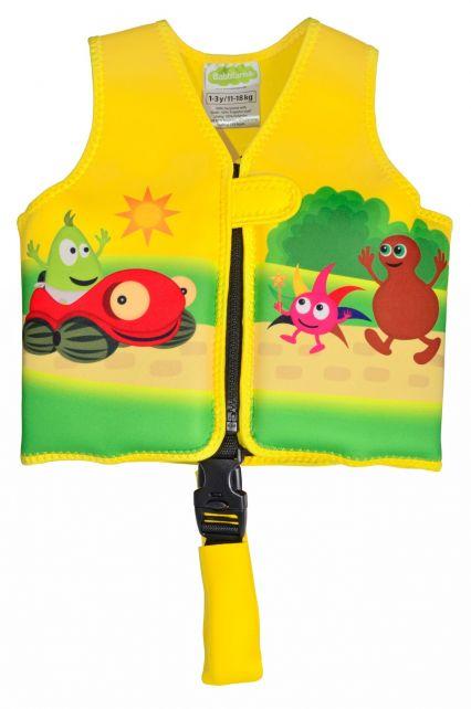 Swimpy---Zwemvest-voor-peuters-1---3-jaar---Babblarna---Geel