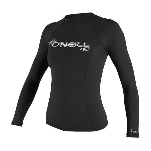 O'Neill---UV-werend-shirt-voor-dames-performance-fit---zwart