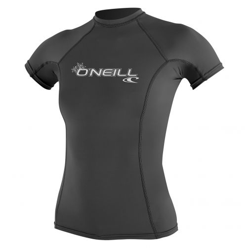 O'Neill---UV-werend-T-shirt-voor-dames-performance-fit---graphite
